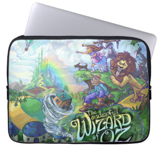 Wizard of Oz Laptop Computer Sleeves
