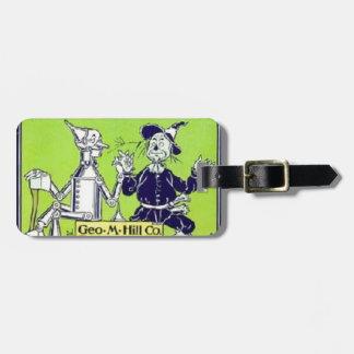 Wizard of Oz Luggage Tag