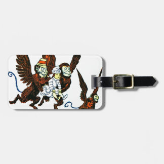 Wizard of Oz Luggage Tag