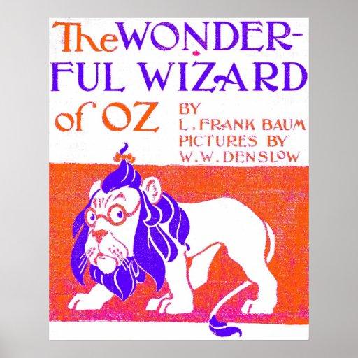 Wizard of Oz Original Posters