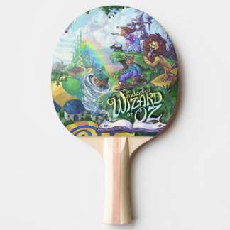 Wizard of Oz Ping Pong Paddle