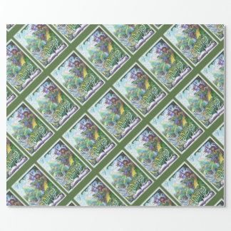 Wizard of Oz Wrapping Paper