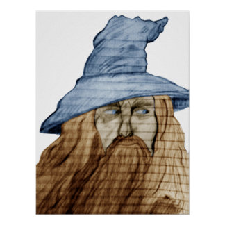 Wizard Poster
