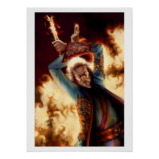 WIZARD POSTERS