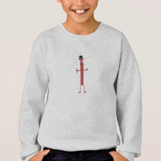 Wizard Sausage Z3hqx Sweatshirt