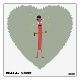 Wizard Sausage Z3hqx Wall Decal