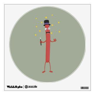 Wizard Sausage Z3hqx Wall Sticker