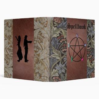 Wizard Spellbook 3 Ring Binder