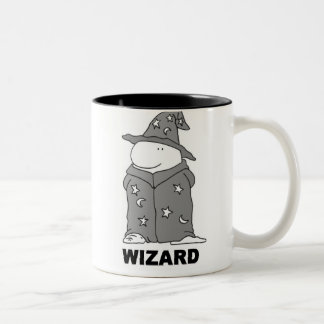 WIZARD Two-Tone COFFEE MUG