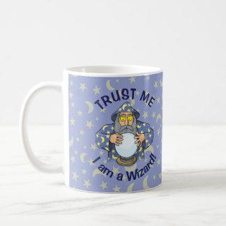Wizard with Ball Coffee Mug