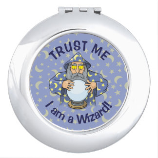 Wizard with Ball Mirror For Makeup
