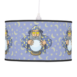 Wizard with Ball Pendant Lamp