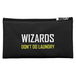 Wizards Do Not Do Laundry Cosmetic Bag
