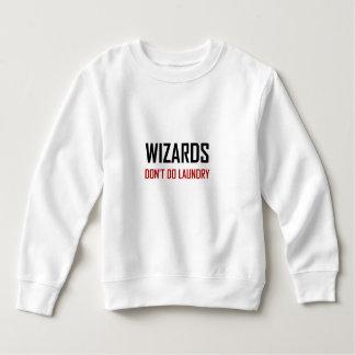 Wizards Do Not Do Laundry Sweatshirt