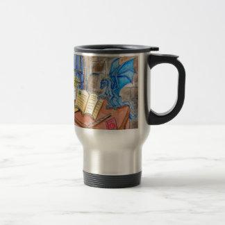 Wizards Keep Travel Mug