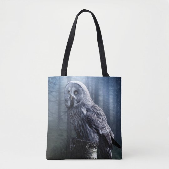 Wizards Night Owl Tote Bag