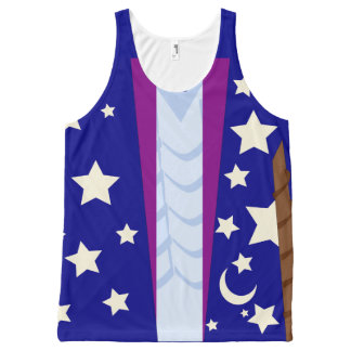 Wizards Robes Costume All-Over-Print Tank Top