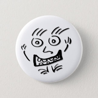 Wizzy Doodle Nut ds - 2 Inch Round Button