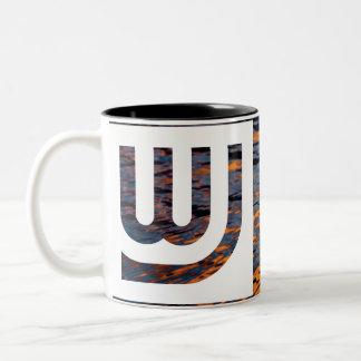 WJ Trip Wtr Orange Mug