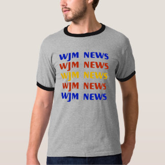 WJM news T-Shirt