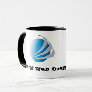 WJM Web Design Mug
