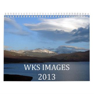 WKS IMAGES 2013 Calendar
