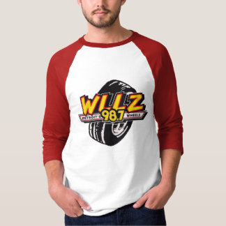 WLLZ Detroit's Wheels T-Shirt