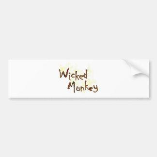WM Bumper sticker