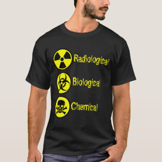 WMD Weapons of Mass Destruction Shirt
