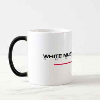 WMR Logo Temp Morphing Mug