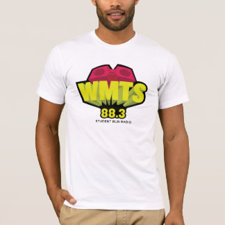 WMTS Boombox T-Shirt