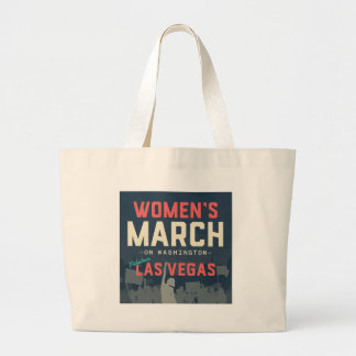 WMW - Shirt Art - Square_RGB Large Tote Bag