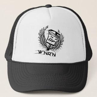 W'nR'n Flying Piston Mother Trucker cap