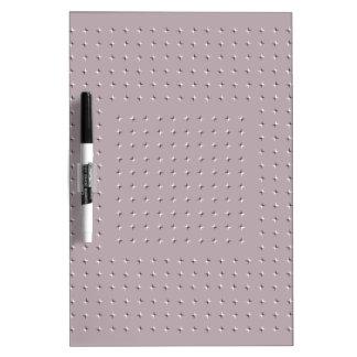 Wobbly Illusion Dry Erase White Board