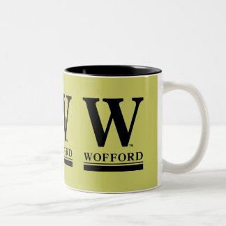 Wofford Logo Mug