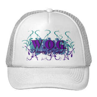 WOG- Woman of God Trucker Hat