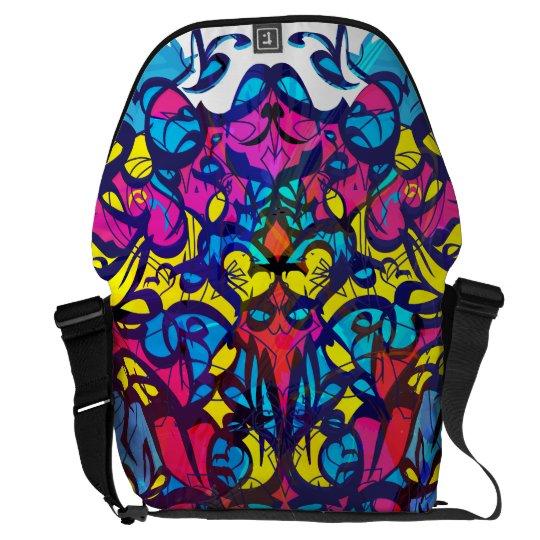 Wojoh Colour Large Messenger Bag