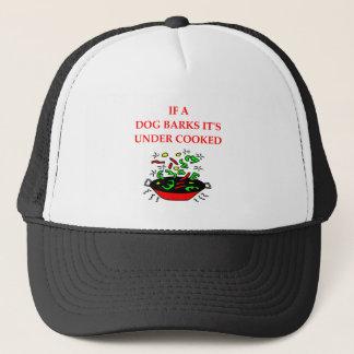 WOK TRUCKER HAT