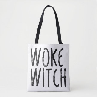 Woke Witch Tote Bag