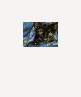 Woken kitty t shirts