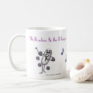Wolbachia & the Phages Mug by RoseWrites