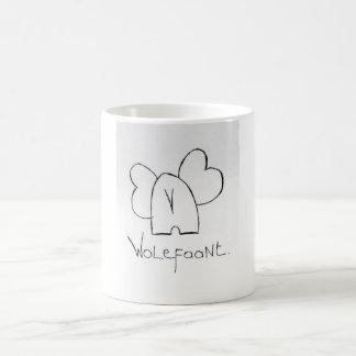 Wolefaant Coffee Mug