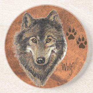 Wolf Animal Coaster