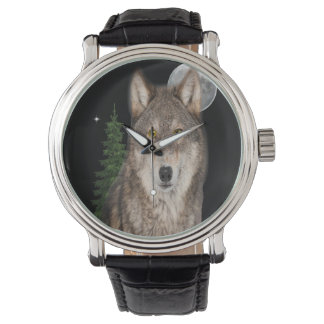 wolf art watch