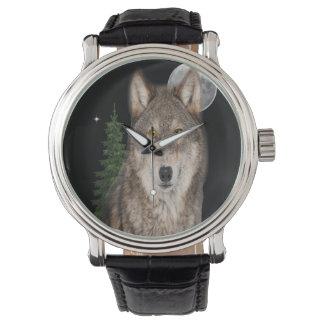 wolf art wristwatches