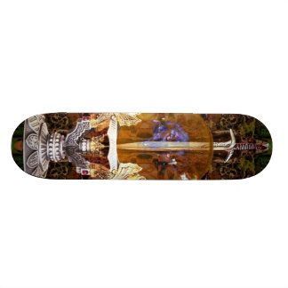 Wolf Blade! - Skateboard
