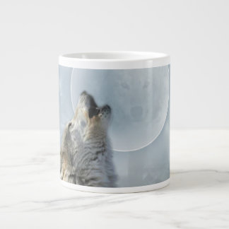 Wolf Blue Moon Specialty Mugs (3) styles