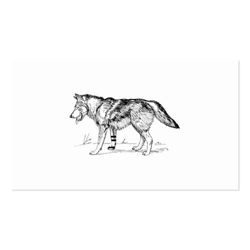 Wolf Business Card Templates