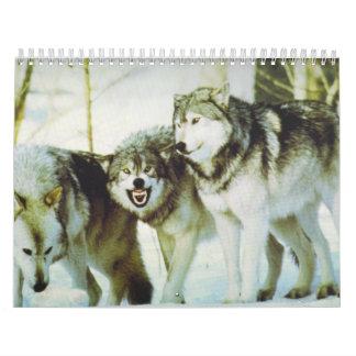 Wolf Calender Wall Calendars