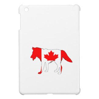 Wolf Canada iPad Mini Case
